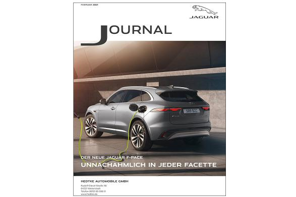 Jaguar Journal Ausgabe April 2021
